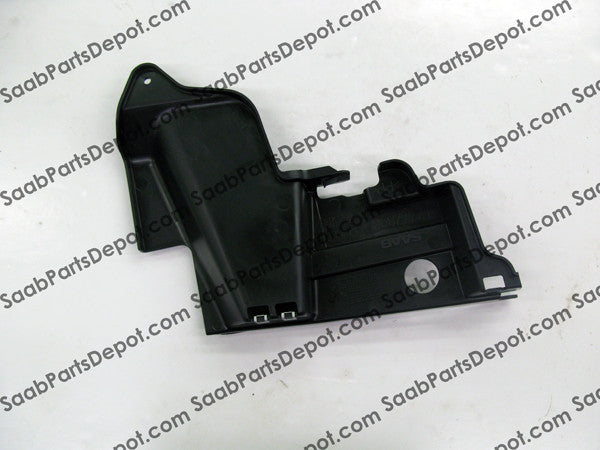 Bumper Support - Front Driver Side (12777898) - 9-3 - Saab Parts Depot  - 1