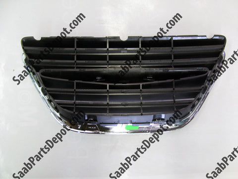 Grille - Front (5289681) - 9-5 - Saab Parts Depot  - 1