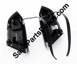 Steering Wheel Switches (Chrome) - (12801607) - Saab Parts Depot  - 1