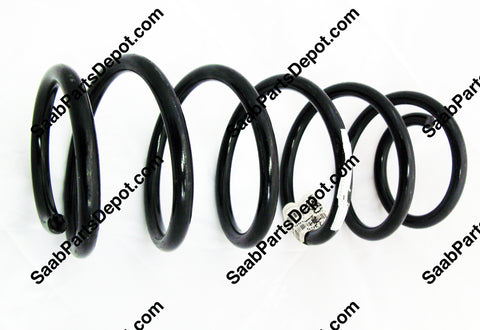 Front Coil Spring - (4483194) - 900 - Saab Parts Depot  - 1