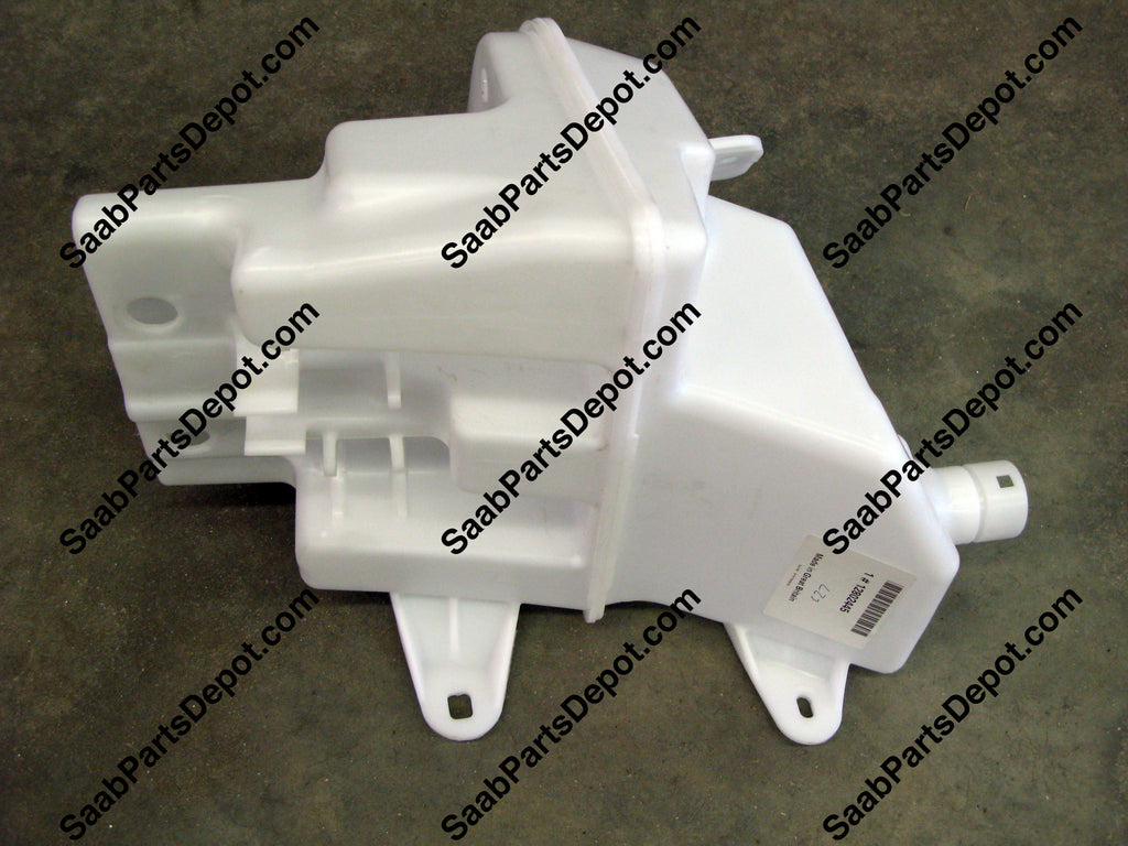 Washer Fluid Reservoir - (12802445) - 9-3 - Saab Parts Depot  - 1
