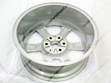 New Set of 4 Saab Alloy Wheel 94X - (09597411) Sterling Silver Finish. - Saab Parts Depot  - 3
