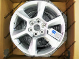 New Set of 4 Saab Alloy Wheel 94X - (09597411) Sterling Silver Finish. - Saab Parts Depot  - 4