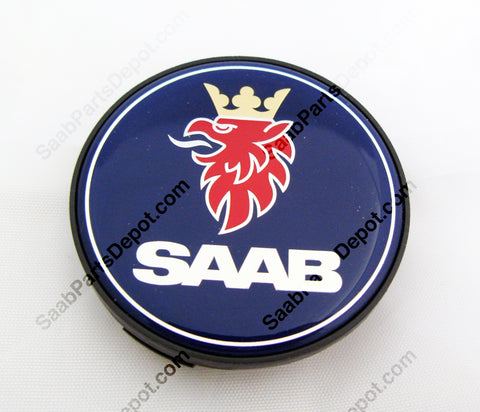 Wheel Center Cap - (12802437) - 97X - Saab Parts Depot  - 1