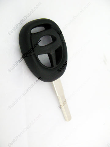 Key (5184502) With Back Cover(5184114) - 9-3, 9-5(Does not include transponder) - Saab Parts Depot  - 3