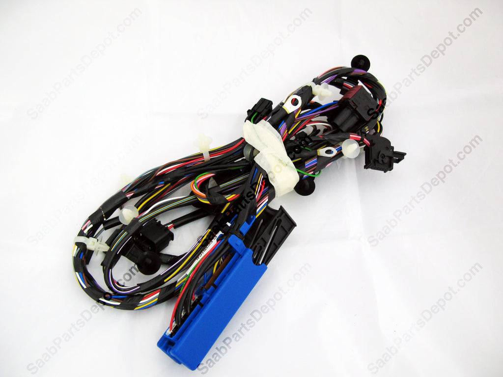 Saab 9 3 Wire Harness Great Design Of Wiring Diagram Rear 26 Images 2003 Convertible