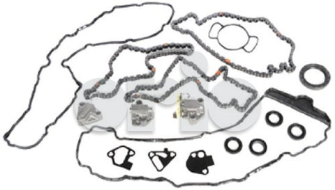 "**FREE GROUND SHIPPING**  Saab OEM Timing Chain Kit - Genuine SAAB 12650231.""95"" From 2010+ With V6."