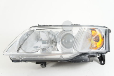 **FREE GROUND SHIPPING** Genuine Saab Headlight Assembly - Driver Side (Xenon) (12756084)