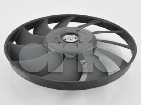 CLEARANCE ITEM!! SAAB Auxiliary Cooling Fan Assembly - Driver Side - Genuine SAAB 12801549