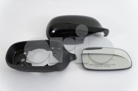 Genuine SAAB Side Mirror Assembly Kit - Passenger Side (Wide Angle) (Auto Dimming) - Genuine SAAB 32019316