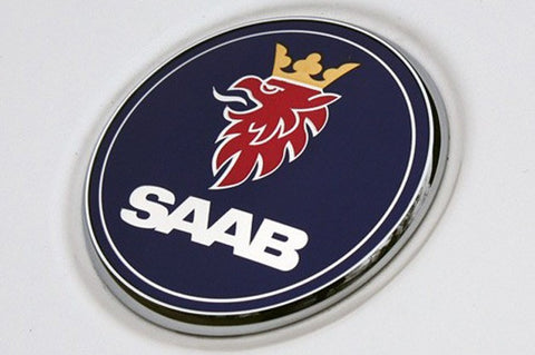 Emblem - Hatch (5289921) - 9-5 (Wagon) - Saab Parts Depot