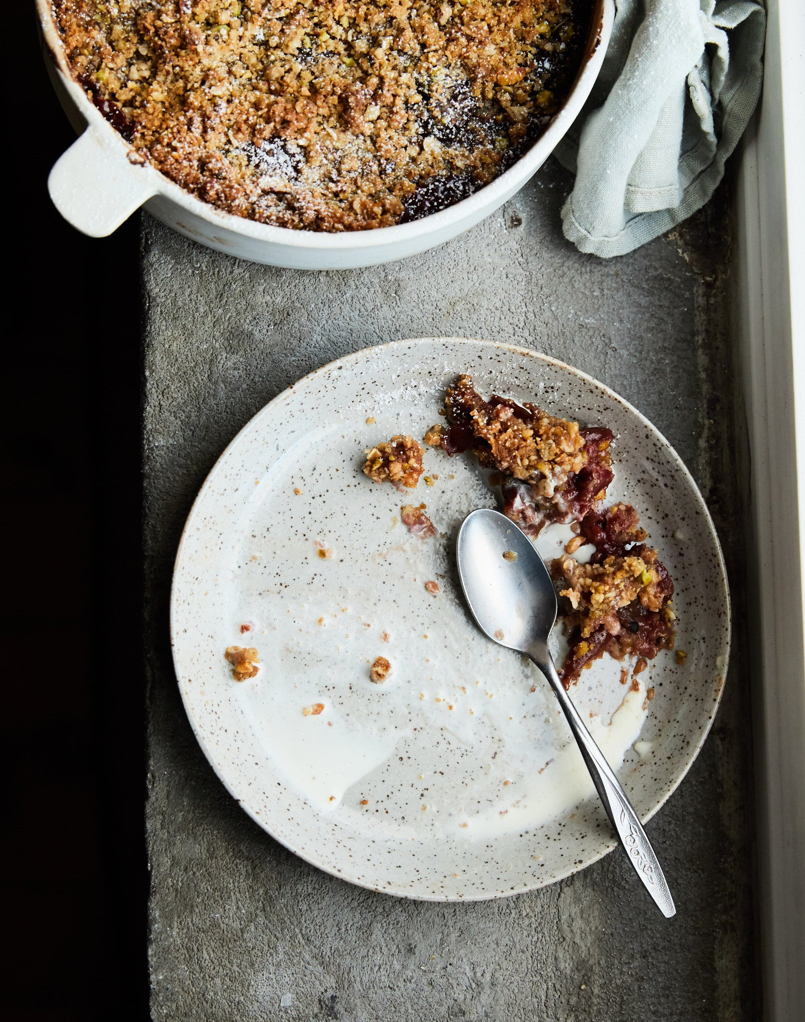 Herriott Grace Cherry Crumble