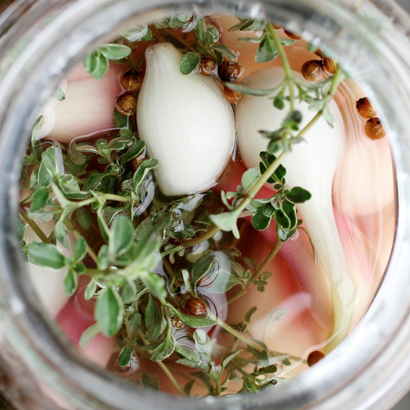 Quick Pickled Onions - Herriott Grace