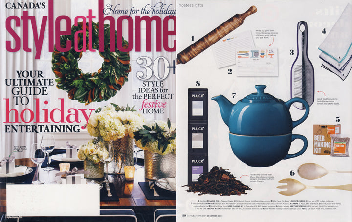 HG | Style at Home | Recent Press
