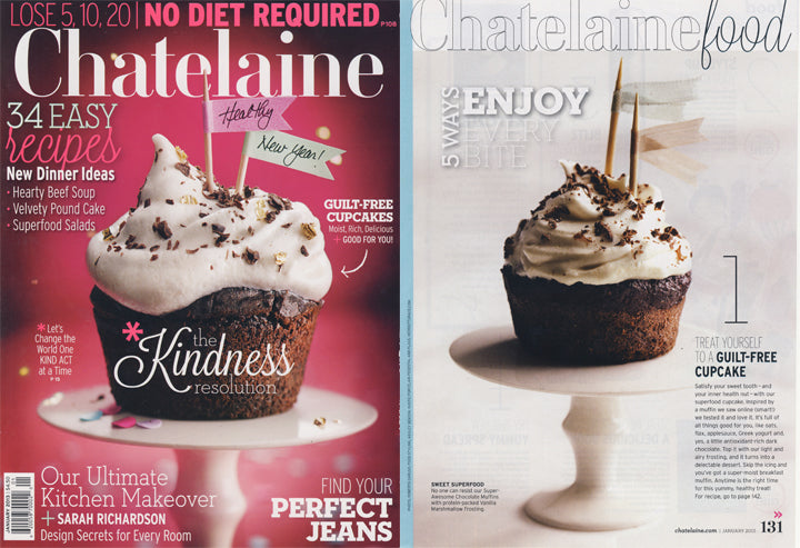 Chatelaine - January 2013