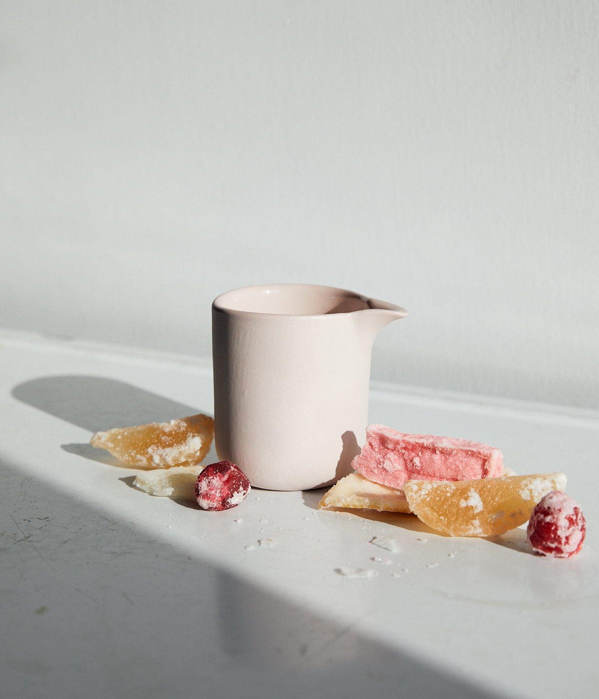 Powder Pink Jug