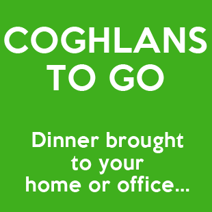 Coghlans To Go,Home Dinner Delivery in Chesterfield Derbyshire