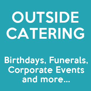 Outside Catering in Sheffield and Chesterfield, Derbyshire