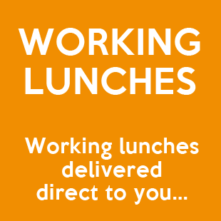 Working Lunch Delivery Service in Sheffield and Chesterfield, Derbyshire