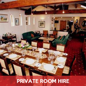 Private Room Hire in Chesterfield, Derbyshire