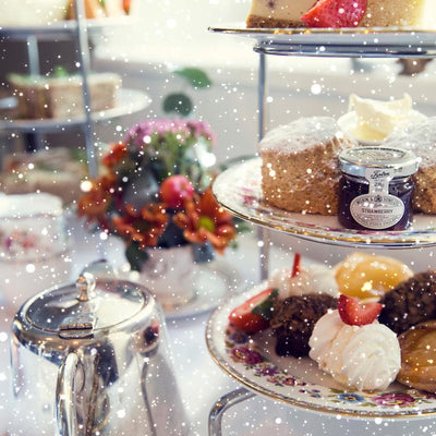 Christmas Chocolate Artistry Demonstration & Afternoon Tea