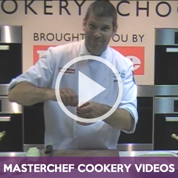 Simon Lilley MasterChef Videos