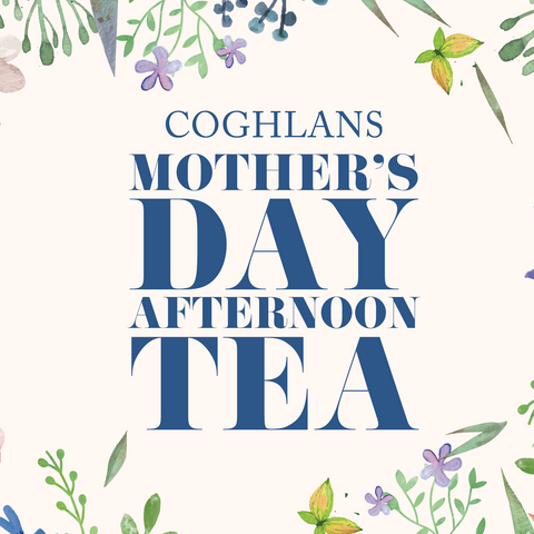 Mother's Day Afternoon Tea - 31st March 2018