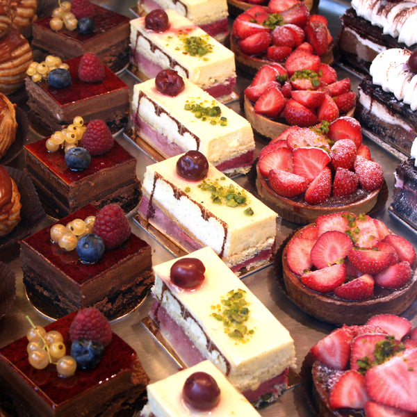 Demo & Dine: Patisserie - 12th June