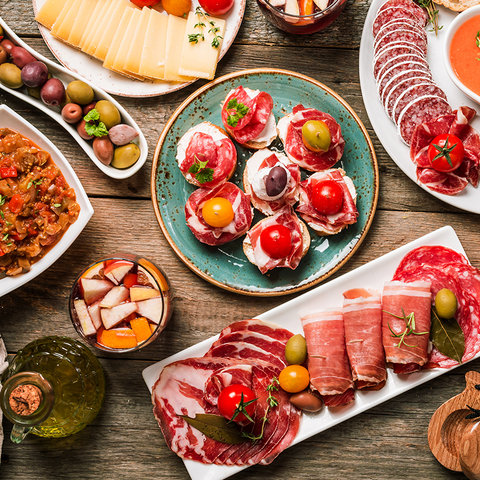 Traditional Spanish Tapas Demo & Supper - 17th January 2019