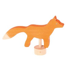 Fox Deco Figure