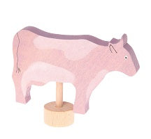 Cow Deco Figure