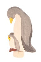 Penguin Deco Figure