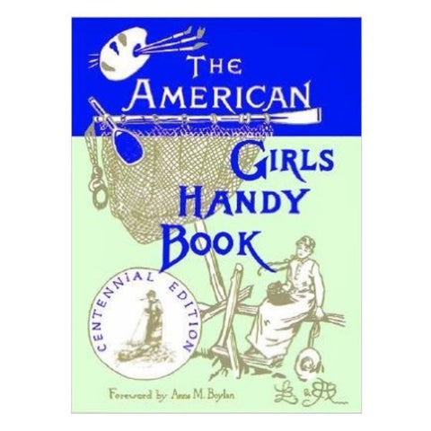 American Girls' Handy Book (paperback)