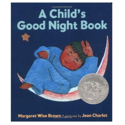 Child's Good Night Book (boardbook)