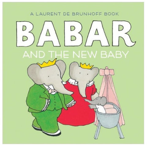 Babar and the New Baby (boardbook)