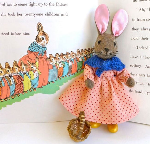 Country Bunny & the Little Gold Shoes. March 10: 10 AM - 1 PM