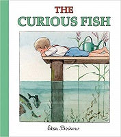 The Curious Fish (hardcover)