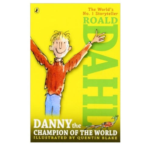 Danny, Champion of the World (paperback)