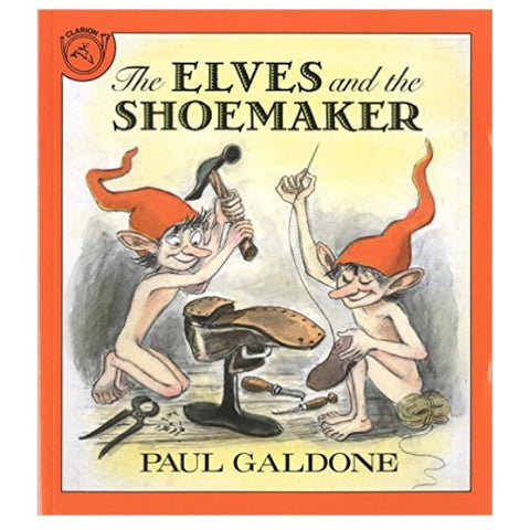 Elves and the Shoemaker (paperback)