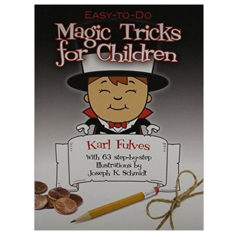 Easy-to-do Magic Tricks for Children (paperback)