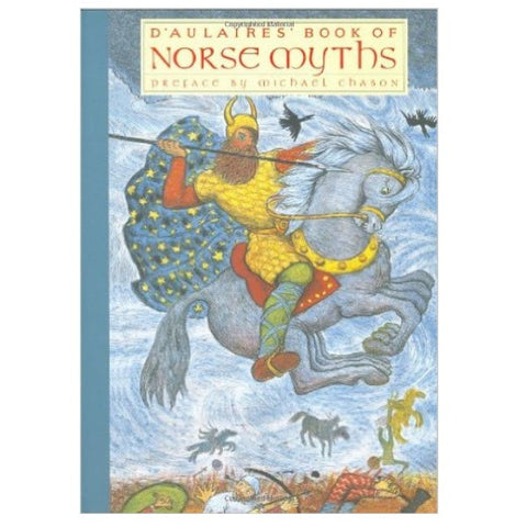 D'Aulaires Book of Norse Myths (hardcover)