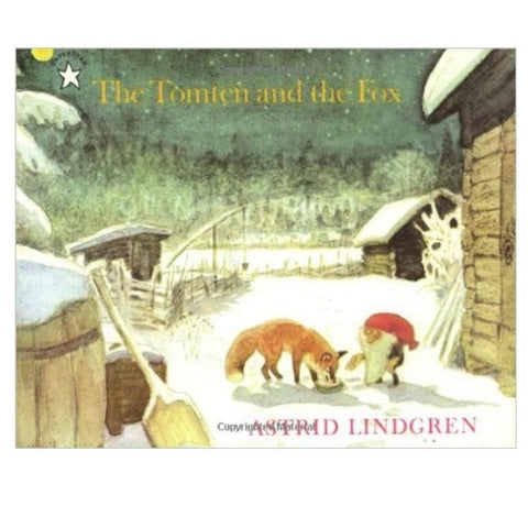 Tomten and the Fox, The (paperback)