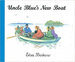 Uncle Blue's New Boat (hardcover)