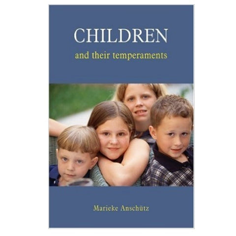 Children and Their Temperaments (paperback)