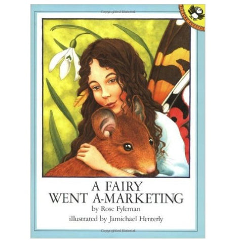 Fairy Went A-Marketing, A (paperback)