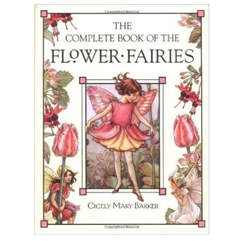 Complete Book of Flower Fairies (hardcover)