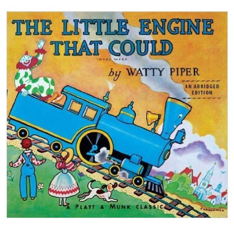 Little Engine That Could (boardbook)