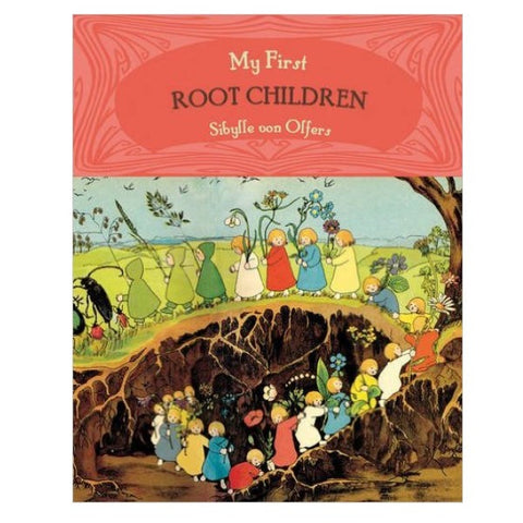 My First Root Children (boardbook)