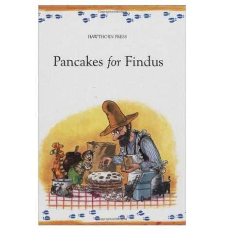 Pancakes from Findus (hardbound)