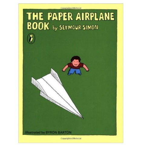 Paper Airplane Book (paperback)